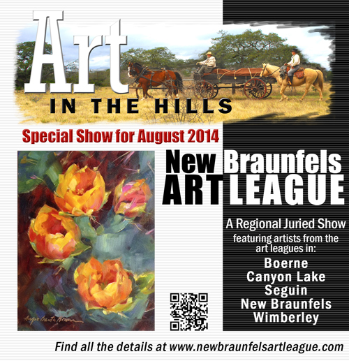 Art in the Hills ad